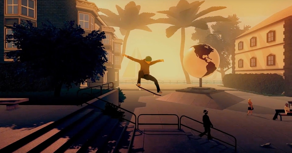 Skate City Game